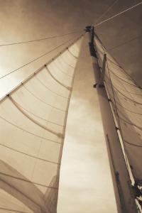 Beaufort Sails II by Alan Hausenflock