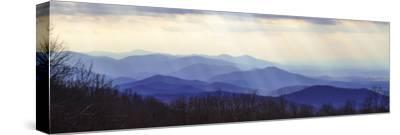Blue Ridge Winter I
