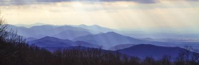 Blue Ridge Winter I by Alan Hausenflock