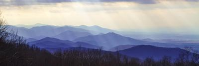 Blue Ridge Winter I