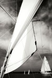 Close Hauled I by Alan Hausenflock