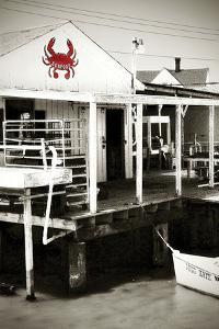 Crab Shack 1 by Alan Hausenflock