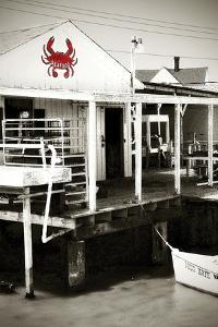 Crab Shack I by Alan Hausenflock