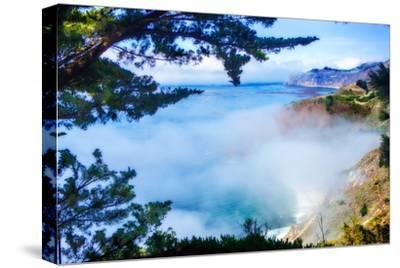 Fog Over Big Sur