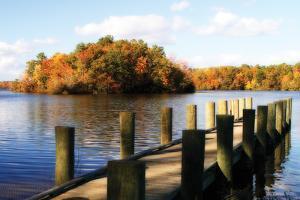 Greenwood Lake I by Alan Hausenflock