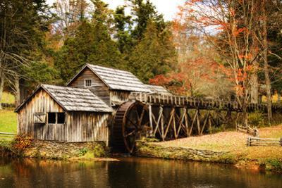 Mabry Mill III by Alan Hausenflock