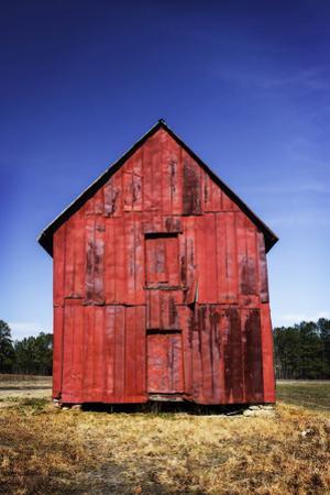 Old Tobacco Barn IV by Alan Hausenflock