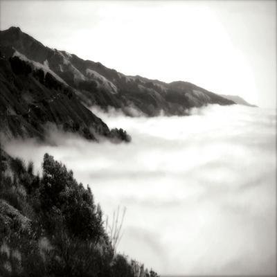 Pacific Fog Sq I by Alan Hausenflock