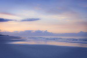 Pink Sunrise by Alan Hausenflock