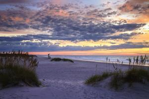 Ragged Sunrise II by Alan Hausenflock