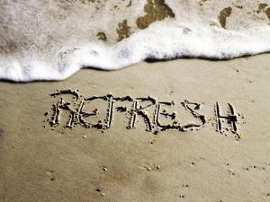 Refresh by Alan Hausenflock