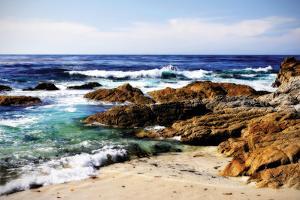 Spanish Bay 1 by Alan Hausenflock