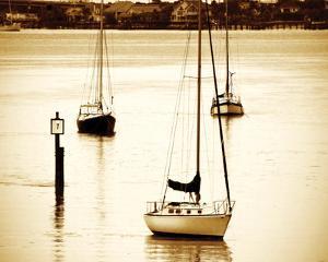 St. Augustine Harbor II by Alan Hausenflock