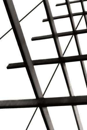 Steel Lattice II by Alan Hausenflock