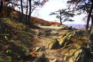 Stoney Ridge I by Alan Hausenflock