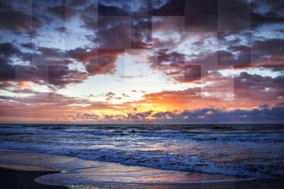 Stormy Morning Sunrise by Alan Hausenflock