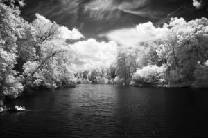 Stratford Pond I by Alan Hausenflock