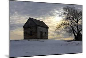 Winter Sky I by Alan Hausenflock