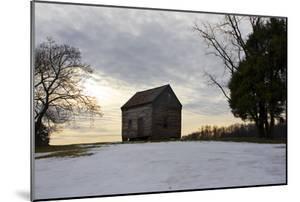 Winter Sky II by Alan Hausenflock