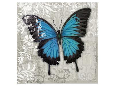 Blue Butterfly II