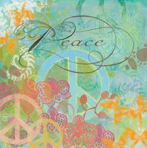 Peace Garden I by Alan Hopfensperger