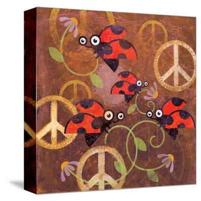 Peace Sign Ladybugs VI