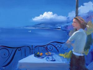 Aegean, 2005 by Alan Kingsbury