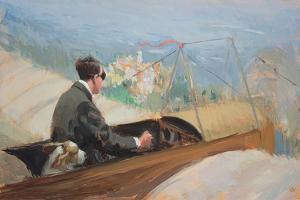 Dream of Flight, 2003 by Alan Kingsbury
