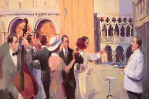 Eight O'Clock Waltz, 2005 by Alan Kingsbury