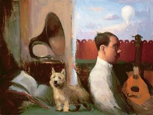 Mozart's Mandolin, 1999-2003 by Alan Kingsbury