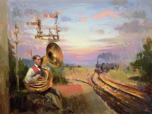Serenade, 2003 by Alan Kingsbury