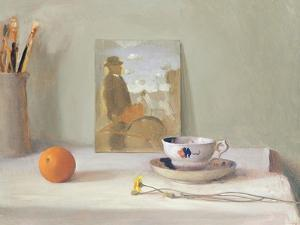 Still Life with Sky Element, 1995 by Alan Kingsbury