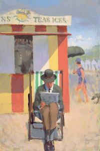 The Deckchair, 2004 by Alan Kingsbury