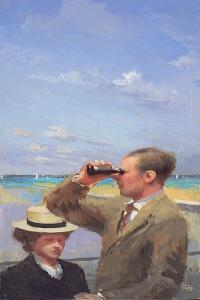 The Lookout, 2004 by Alan Kingsbury