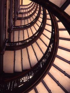Rookery Building Designed by Burnham & Root, Chicago, Illinois, USA by Alan Klehr
