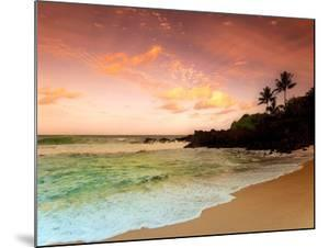 North Shore Dawn, Oahu by Alan Klug