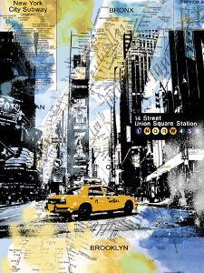 Urban Sights III by Alan Lambert