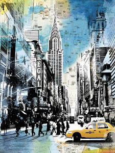 Urban Sights IV by Alan Lambert