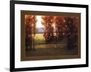 Autumn Reflection by Alan Lund
