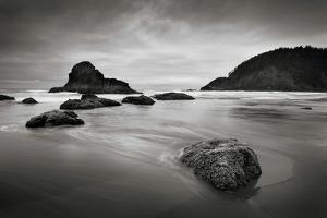 Indian Beach II by Alan Majchrowicz
