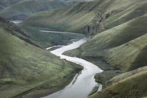 John Day River Oregon I by Alan Majchrowicz