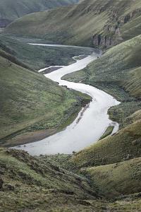 John Day River Oregon II by Alan Majchrowicz