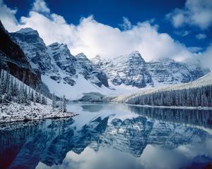 Moraine Lake by Alan Majchrowicz