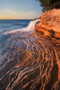 Pictured Rocks Michigan I by Alan Majchrowicz