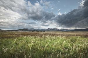 Sawtooth Mountains Idaho by Alan Majchrowicz