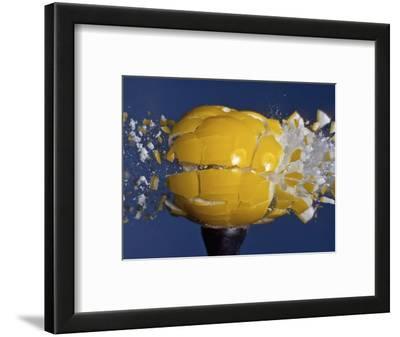 Yellow Jawbreaker Broken