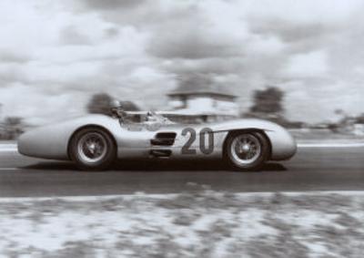Grand Prix de L'A.C.F at Reims, 1954