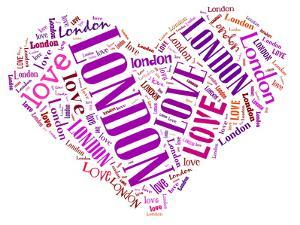 Love Heart Of London by alanuster