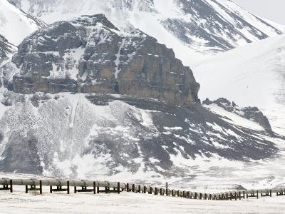 Alaska Pipeline, Alaska-Michael S^ Quinton-Photographic Print