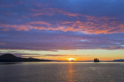 Alaska. Sunset on Flynn Cove-Jaynes Gallery-Photographic Print